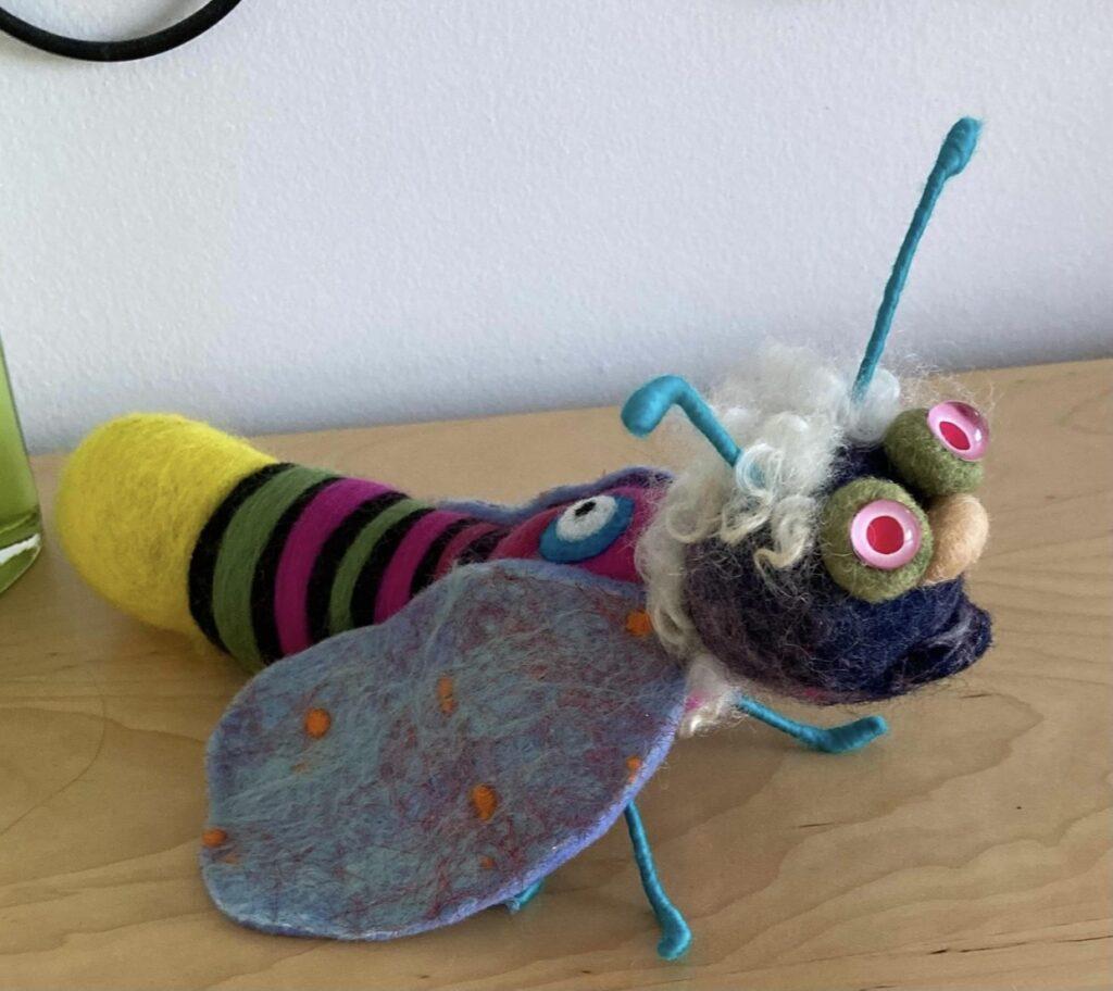 Julie Racicot Bug Buddy