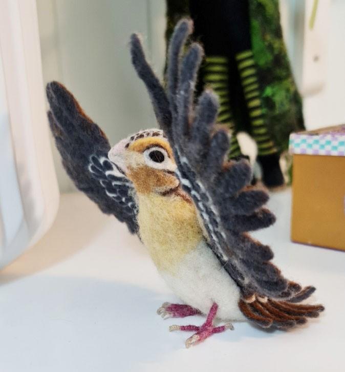 Carol Neill Grasshopper Sparrow
