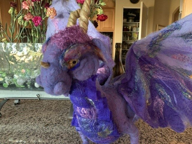Virginia Hayward Dragon #2