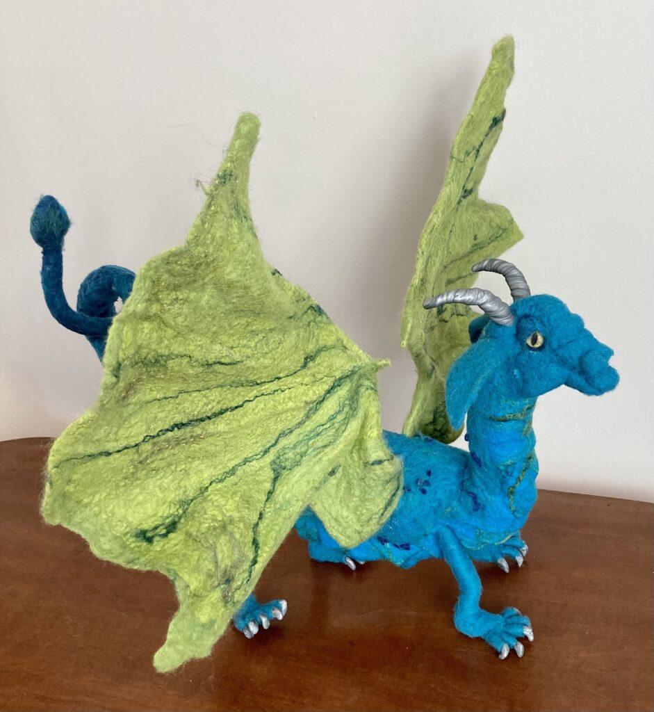 Catherine McElhannon Dragon